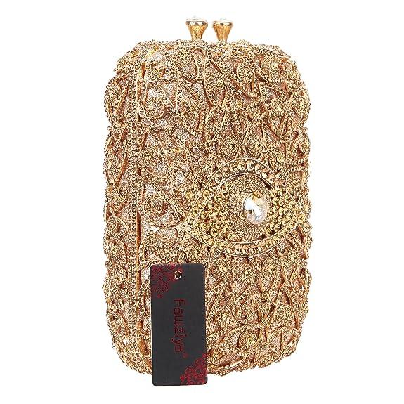 Amazon.com: fawziya Ojo Forma Bolsos y bolsas de bolsos de ...