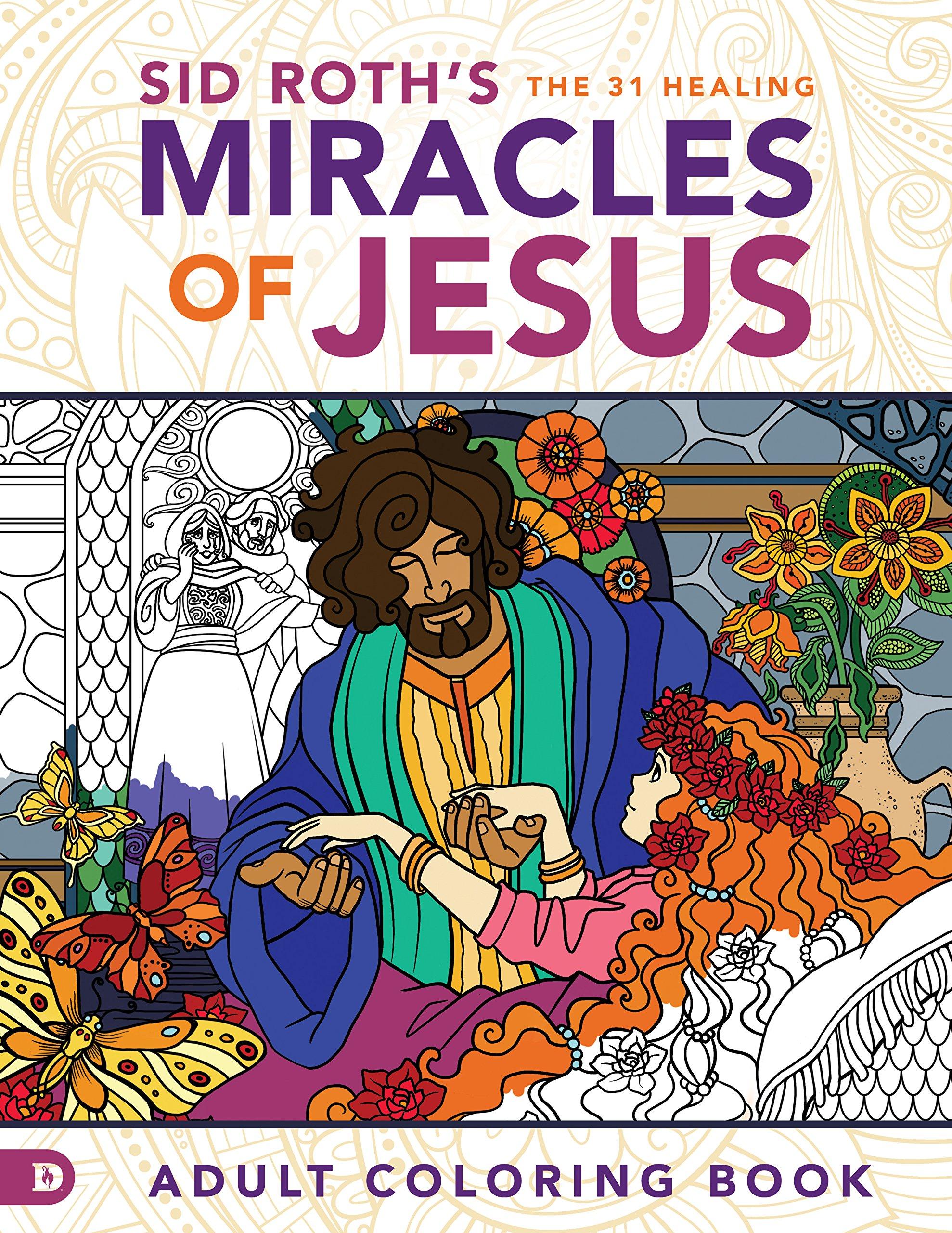amazon com sid roth u0027s the 31 healing miracles of jesus based on