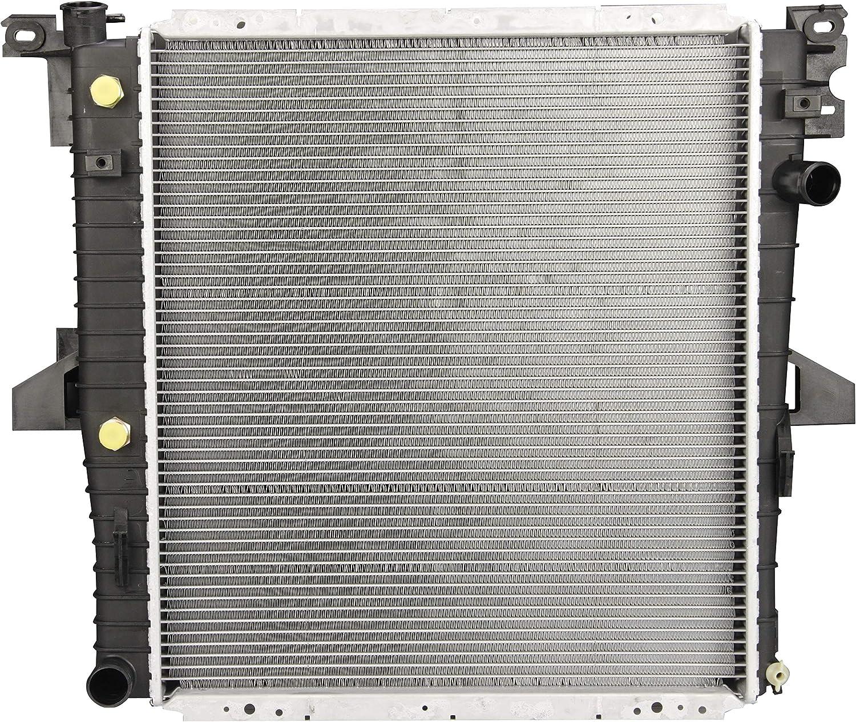 Radiator Spectra CU2310