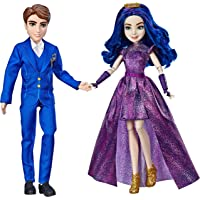 2-Pack Disney Descendants 3 Royal Couple Engagement Doll with Fashions and Accessories