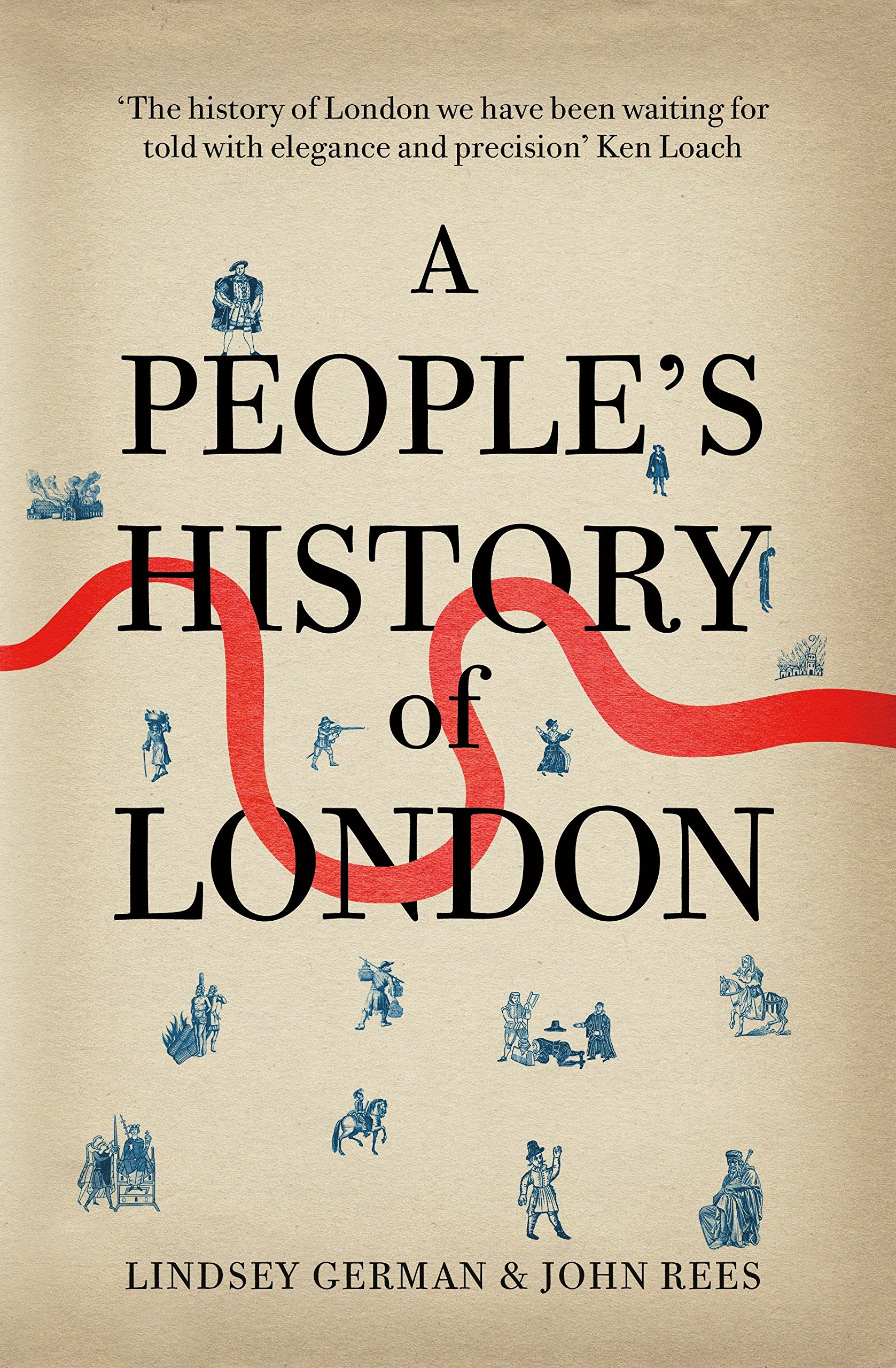 a people s history of london rees john german lindsey