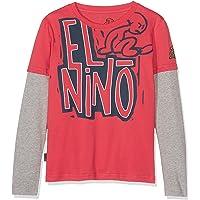 El Niño 23051 Camiseta de Manga Larga, Niños