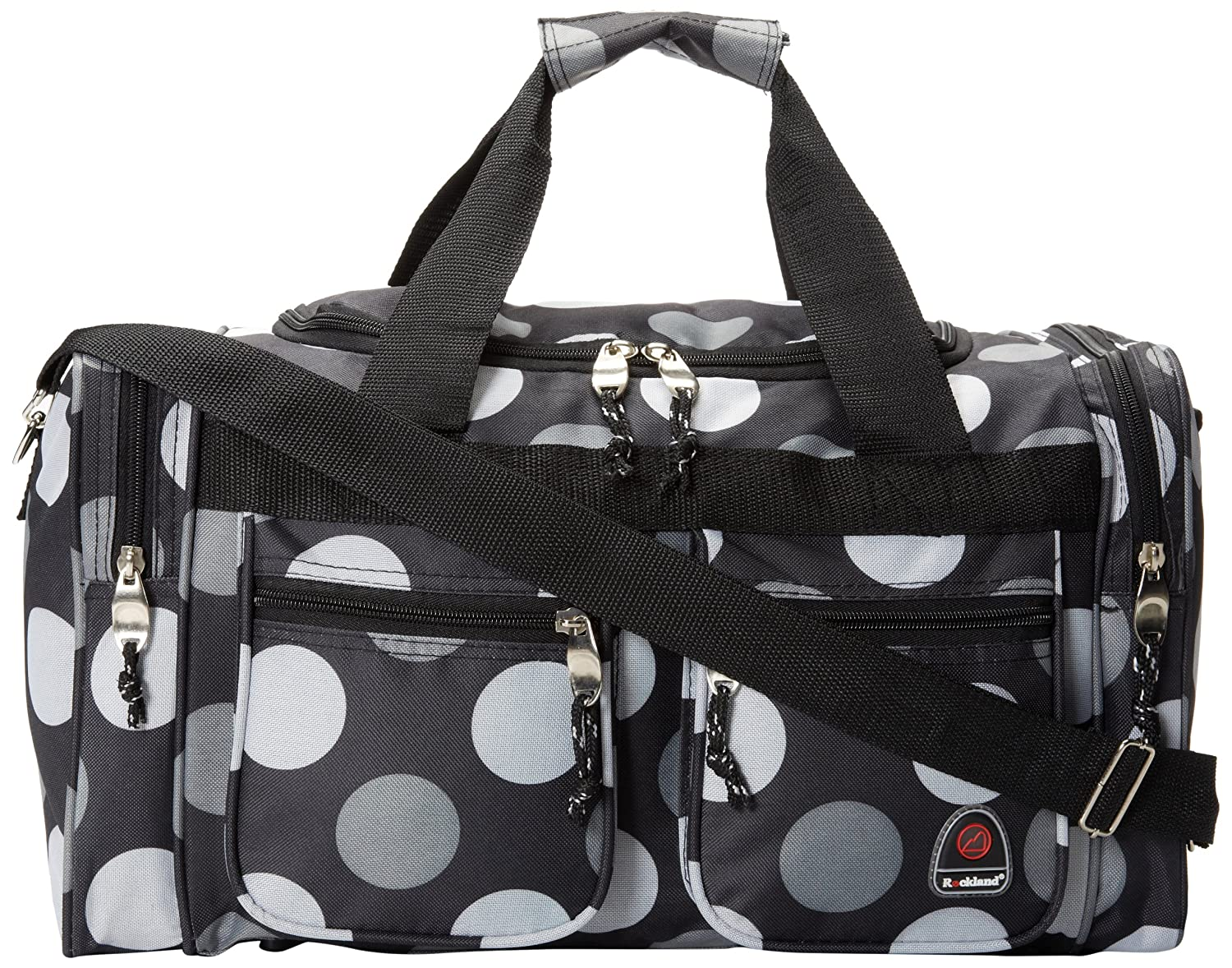 Amazon.com | Rockland Luggage 19 Inch Tote Bag, Black, One Size | Travel Totes