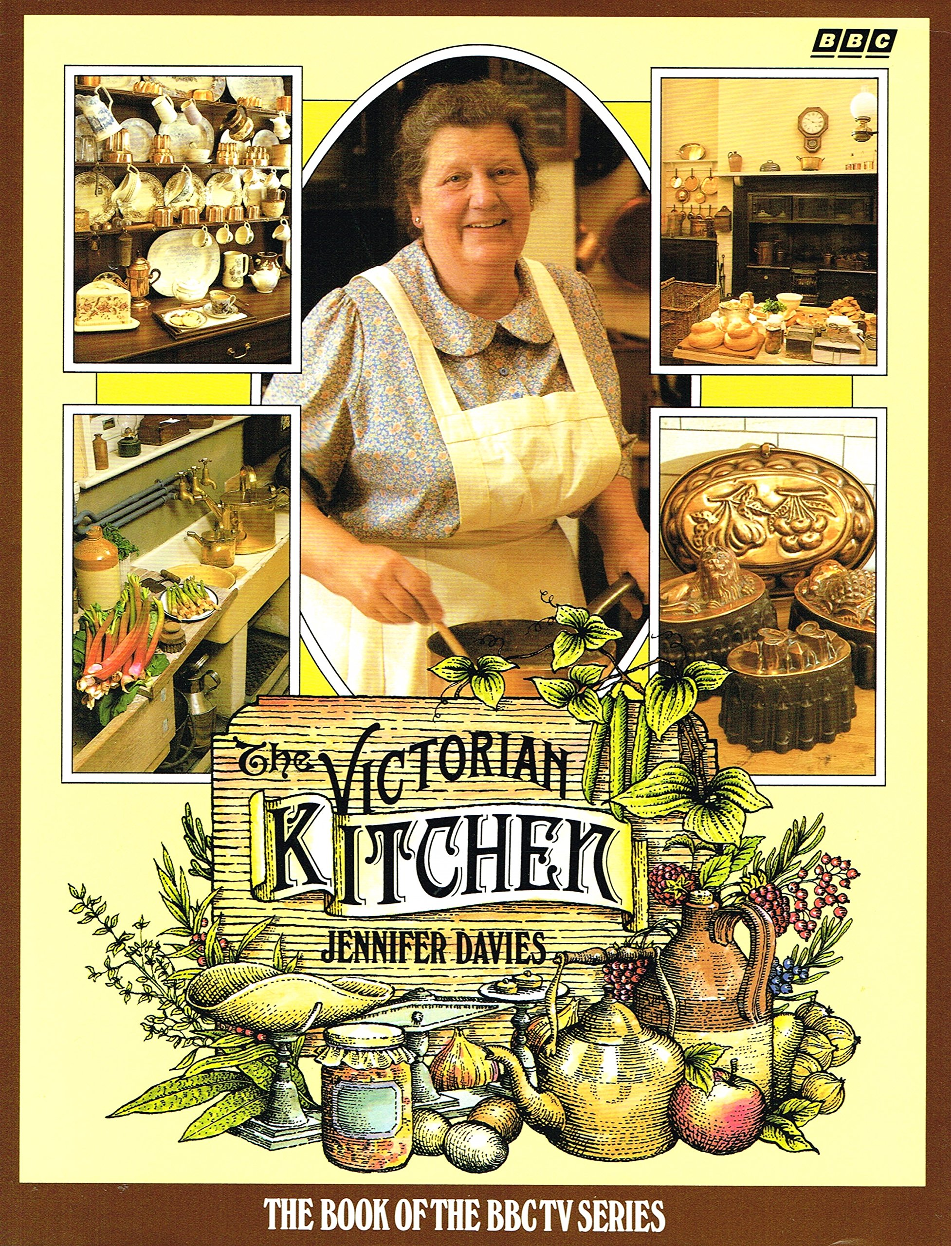 The Victorian Kitchen Garden The Wartime Kitchen And Garden Amazoncouk Jennifer Davies