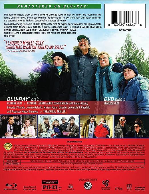 com christmas vacation bd blu ray john hughes jeremiah - Christmas Vacation 2 Trailer