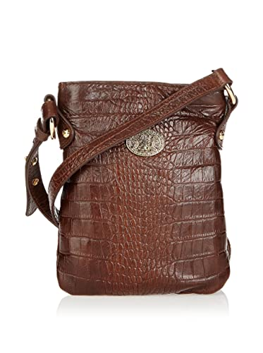 4df3c50effca SILVIO TOSSI Umhängetasche dunkelbraun  Amazon.de  Schuhe   Handtaschen