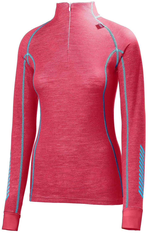 Helly Hansen Women's HH Warm Freeze 1/2 Zip Base Layer Shirt