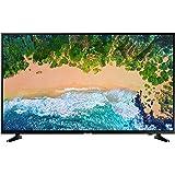 "Samsung UN43NU6900FXZC 43"" 4K Ultra HD Smart LED TV (2018), Glossy Black [Canada Version]"