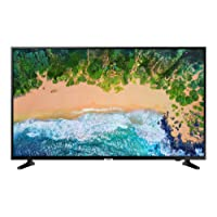 "Samsung UN55NU6900FXZC 55"" 4K Ultra HD Smart TV (2018), Glossy Black [CA Version]"