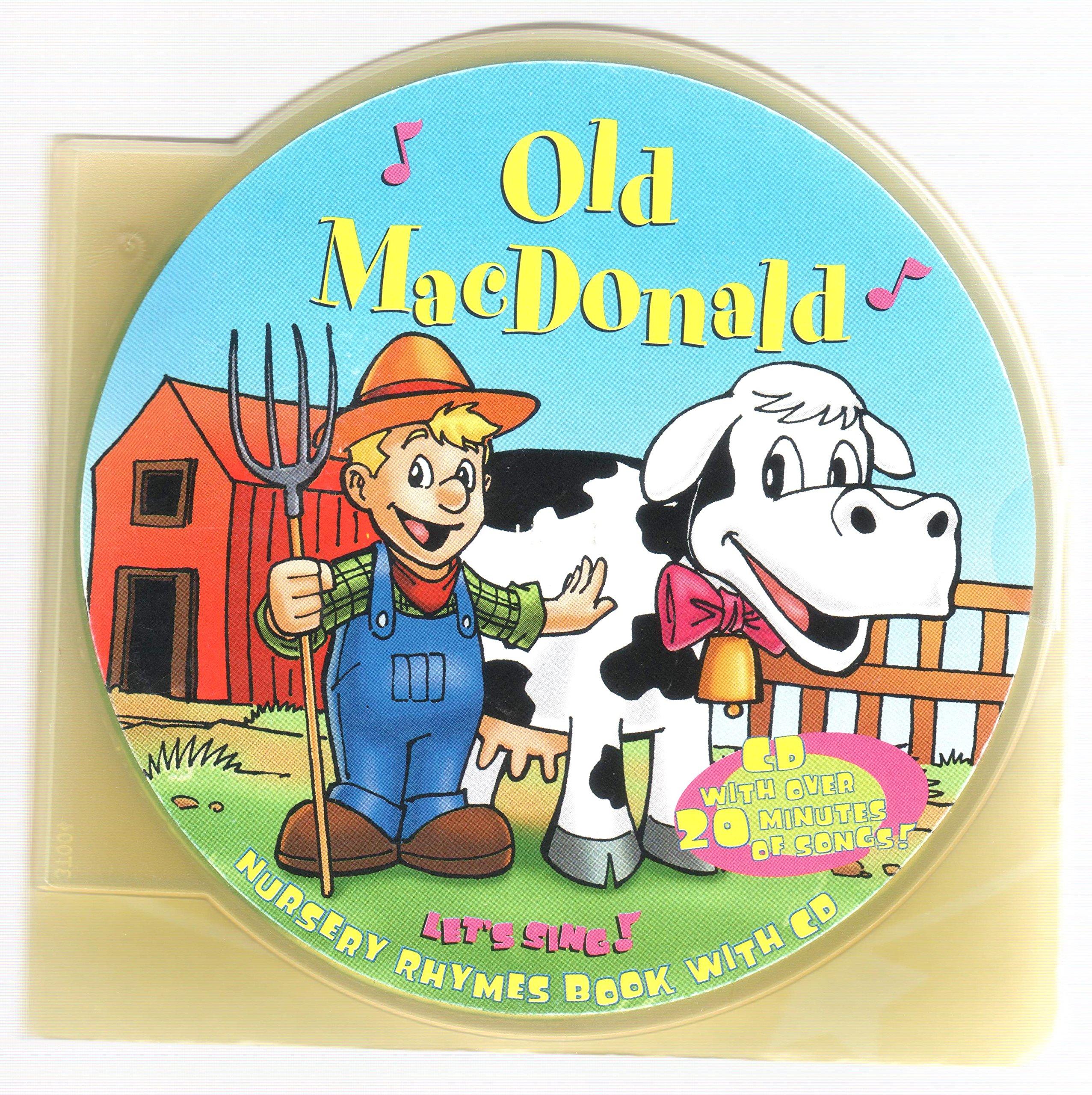 Old Macdonald Nursery Rhymes Book with Cd PDF