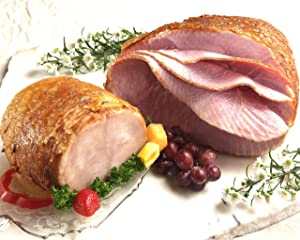 Honey Glazed Holiday Ham and Smoked Turkey Breast Combo