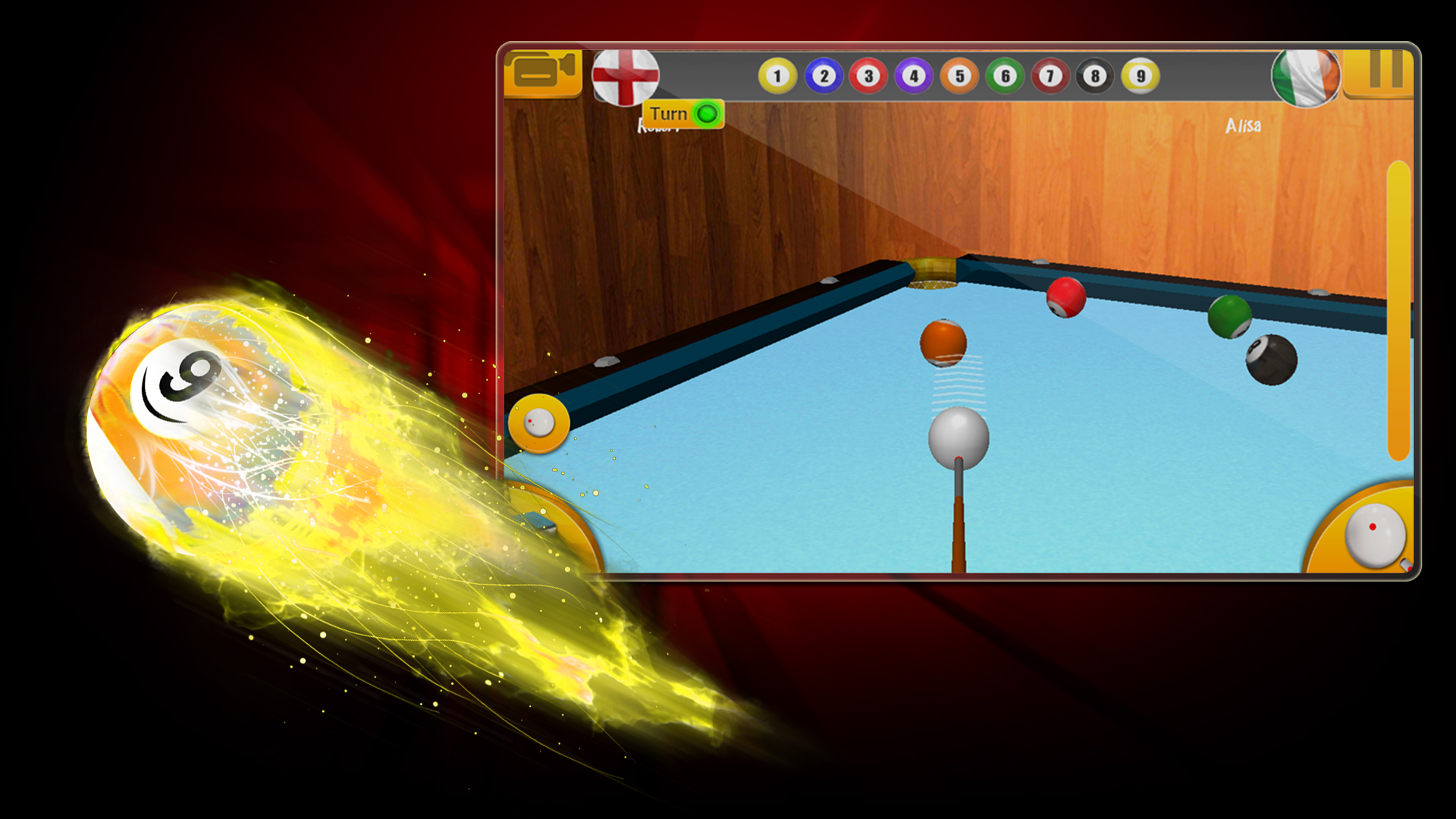 9 Ball Pool Pro-Snooker: Amazon.es: Appstore para Android