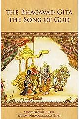 The Bhagavad Gita—The Song of God Kindle Edition