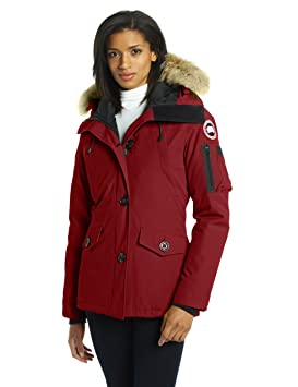 Image Unavailable. Image not available for. Colour  Canada Goose Women s  Montebello Parka 818f7a506