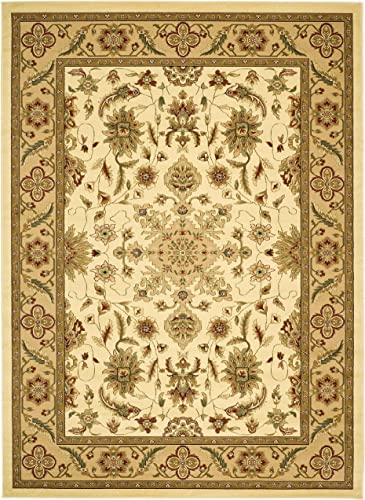 Safavieh Lyndhurst Collection LNH211A Traditional Oriental Non-Shedding Stain Resistant Living Room Bedroom Area Rug