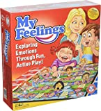 My Feelings Game. Fun Educational Family Game to Help Kids Express Their Emotions and Learn self Regulation. Endorsed by…