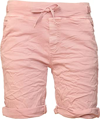 Basic.de Melly CO - Pantalones cortos para mujer Color rosa ...