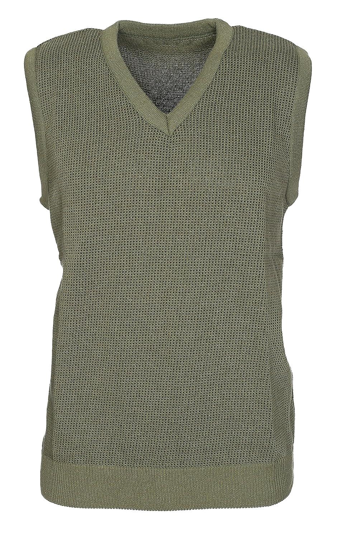 para Hombre V Cuello sin Mangas Jersey para Hombre de Punto Jersey Camiseta de Tirantes Slipover Sudadera tamaño M L XL: Amazon.es: Ropa y accesorios