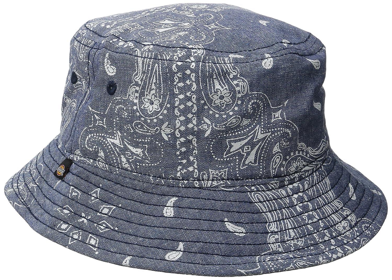 2c159e51238 Amazon.com  Dickies Men s Chambray Paisley Bucket  Clothing