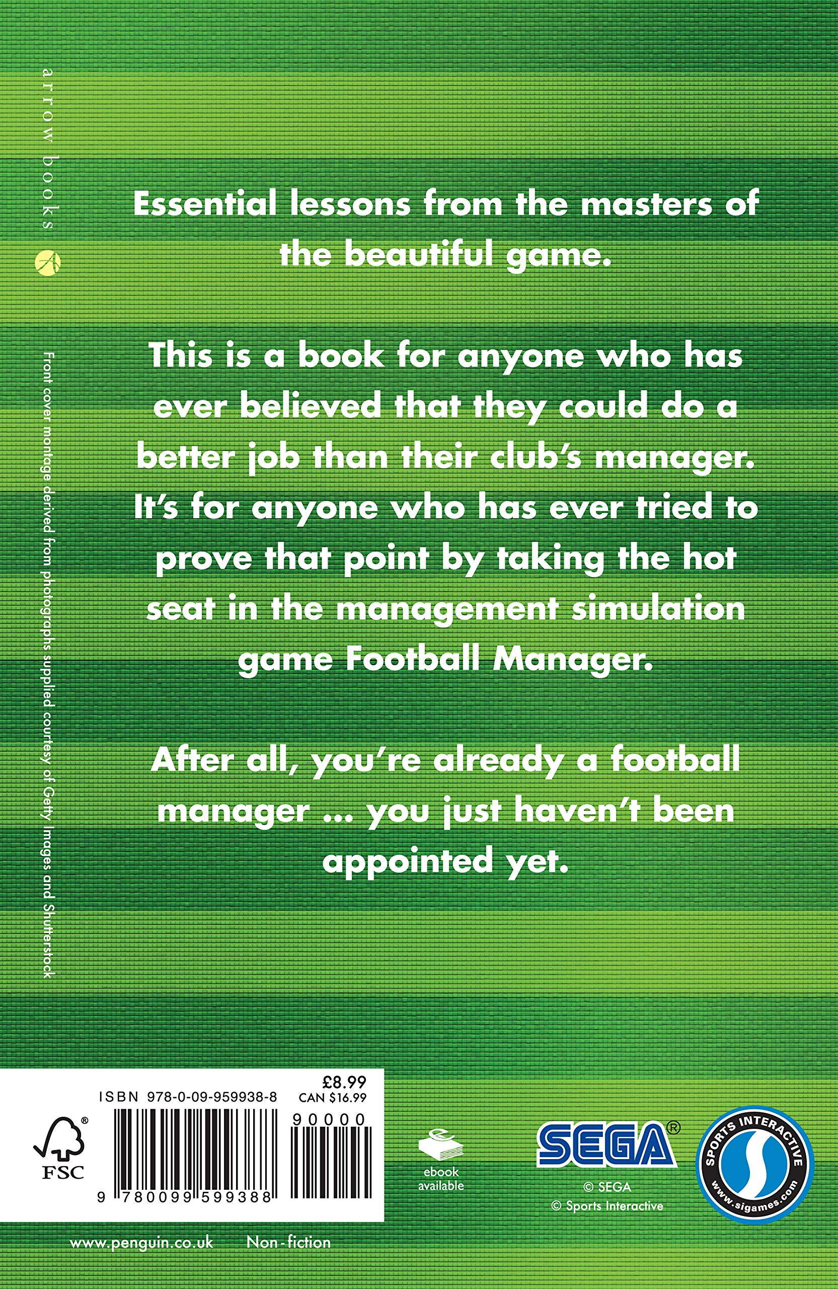 The Football Manager's Guide to Football Management: Amazon