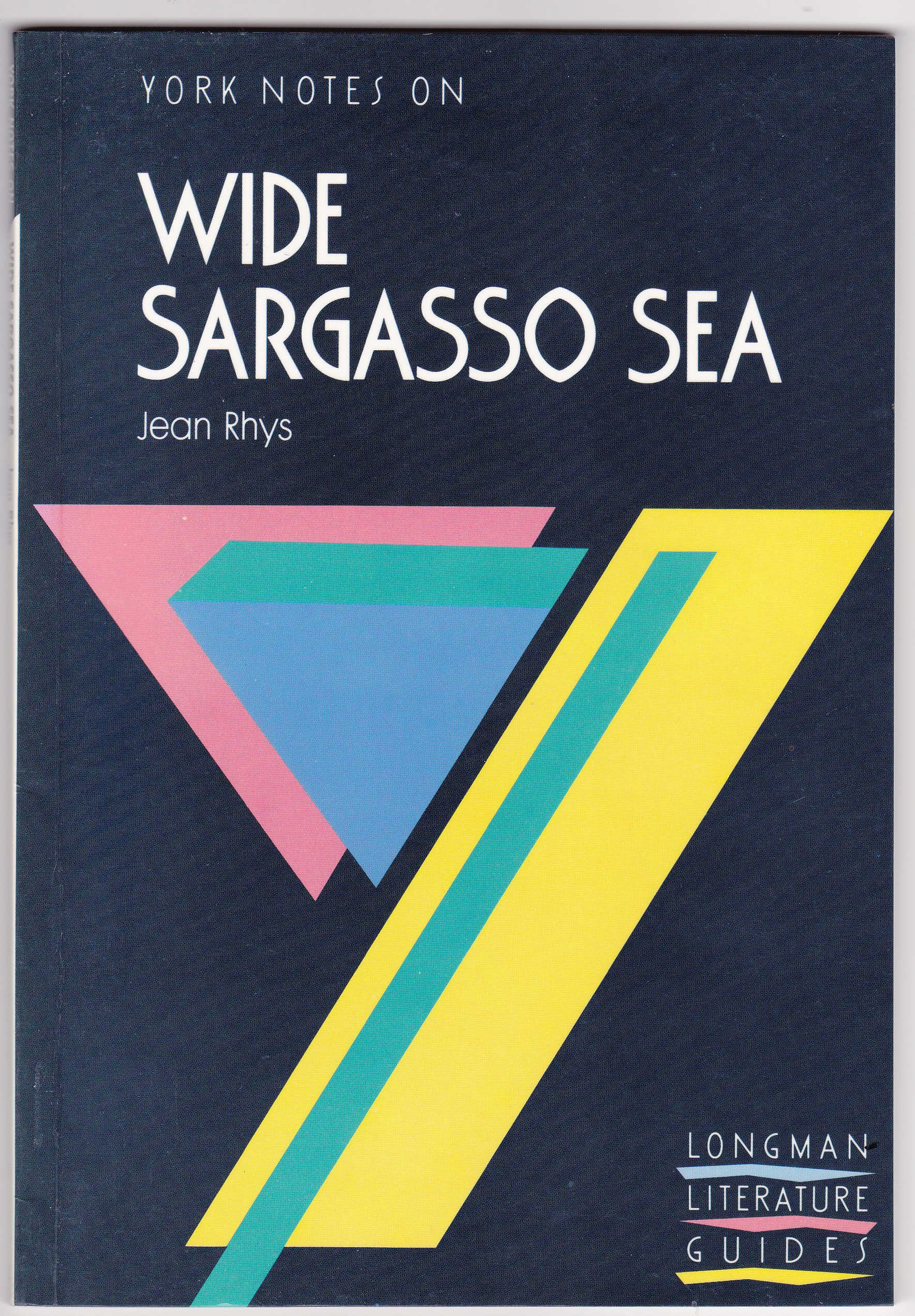 jean rhys wide sargasso sea readers guides to essential york notes on wide sargasso sea by
