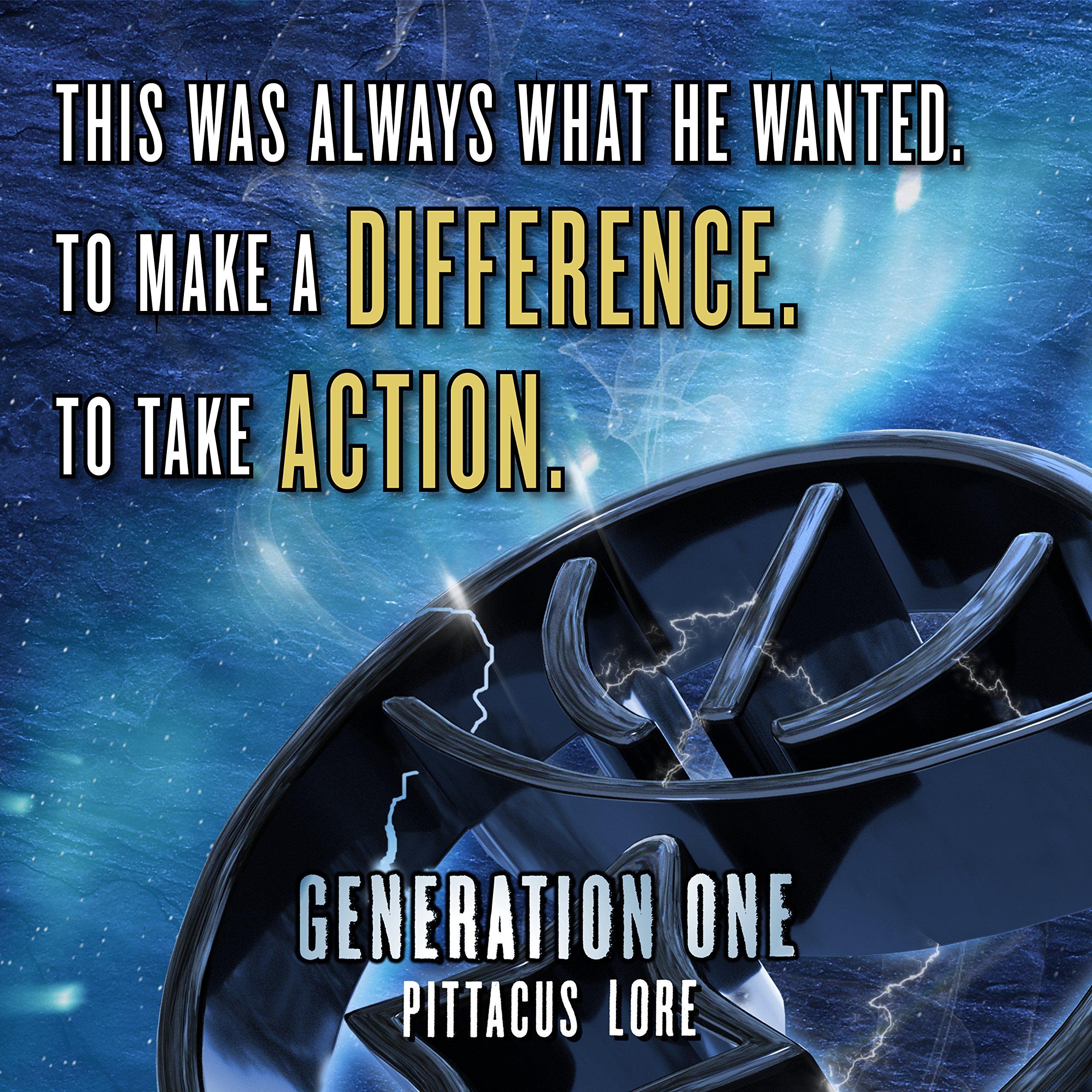 Amazon: Generation One (lorien Legacies Reborn) (9780062493743): Pittacus  Lore: Books