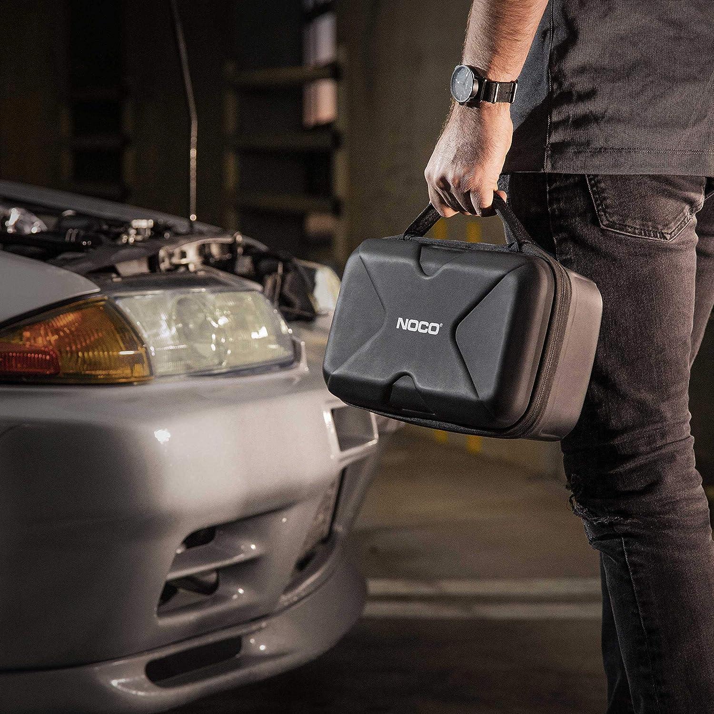 Noco Gbc014 Hd Eva Schutzetui Für Gb70 Boost Ultrasafe Lithium Starthilfe Und Powerbank Case Auto