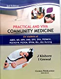 Practical and viva Community Medicine: 1