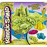 Kinetic Sand Sandbox Set (Green)