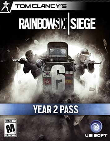 Tom Clancy's Rainbow Six Siege Year 2 Pass [Online Game Code]