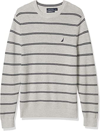 Nautica Mens Navtech Crewneck Sweater Sweater