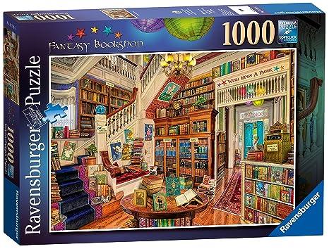 Ravensburger librería de fantasía, 1000 Jigsaw Puzzle