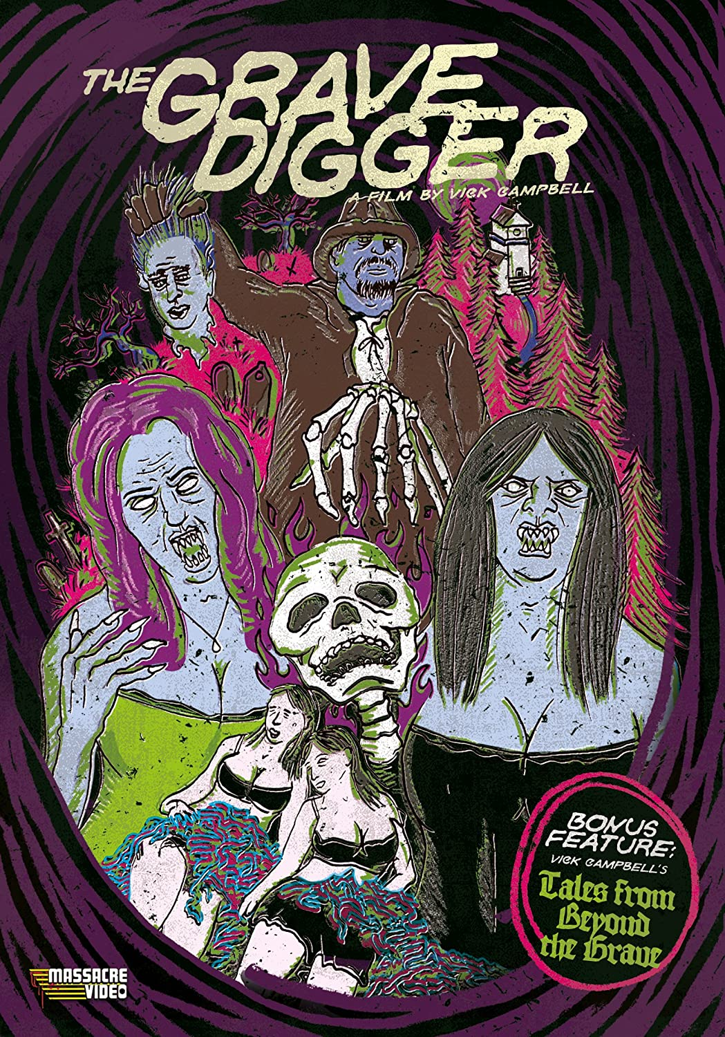 Amazon.com: The Gravedigger/Tales From Beyond The Grave ...