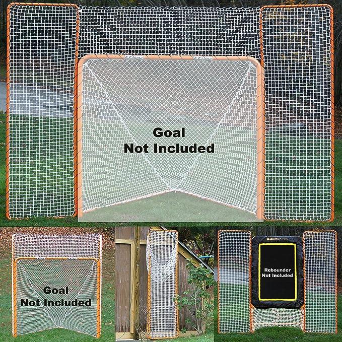 EZGoal Monster Lacrosse Backstop - Multi-Use Backstop