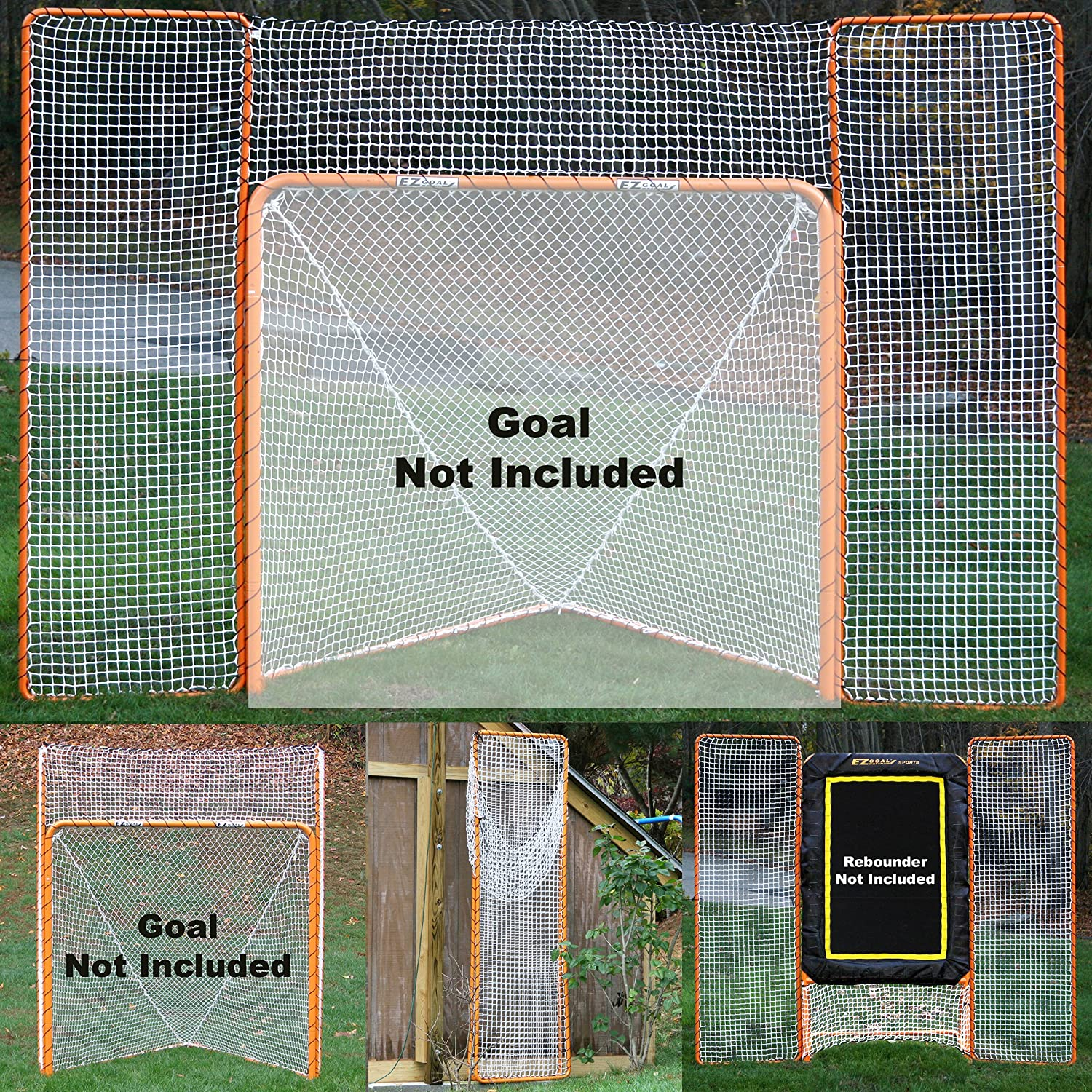 EZ Goal Monster Rebounder Backstop