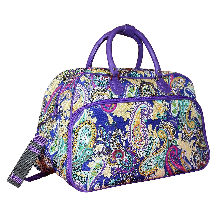 5efd07f005 good World Traveler Women s Carry-on Shoulder Tote Duffel Bag