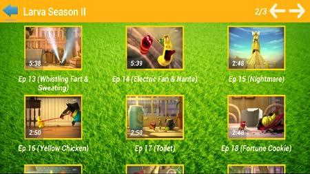 Larva Super Fun Full Video