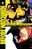 Before Watchmen: Comedian/Rorschach TP