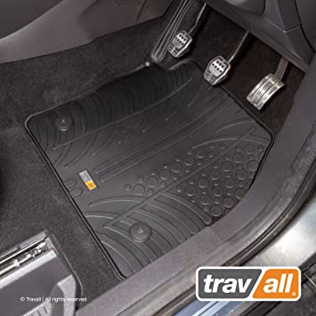 Travall Mats Trm1039r Vehicle Specific Rubber Floor Car Mats