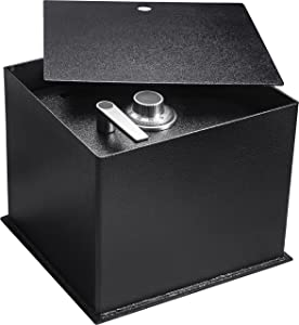BARSKA Steel in Ground Floor Safe Security Steel Vault Review