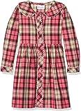 Rachel Riley Mädchen Kleid Check Button-Front Dress