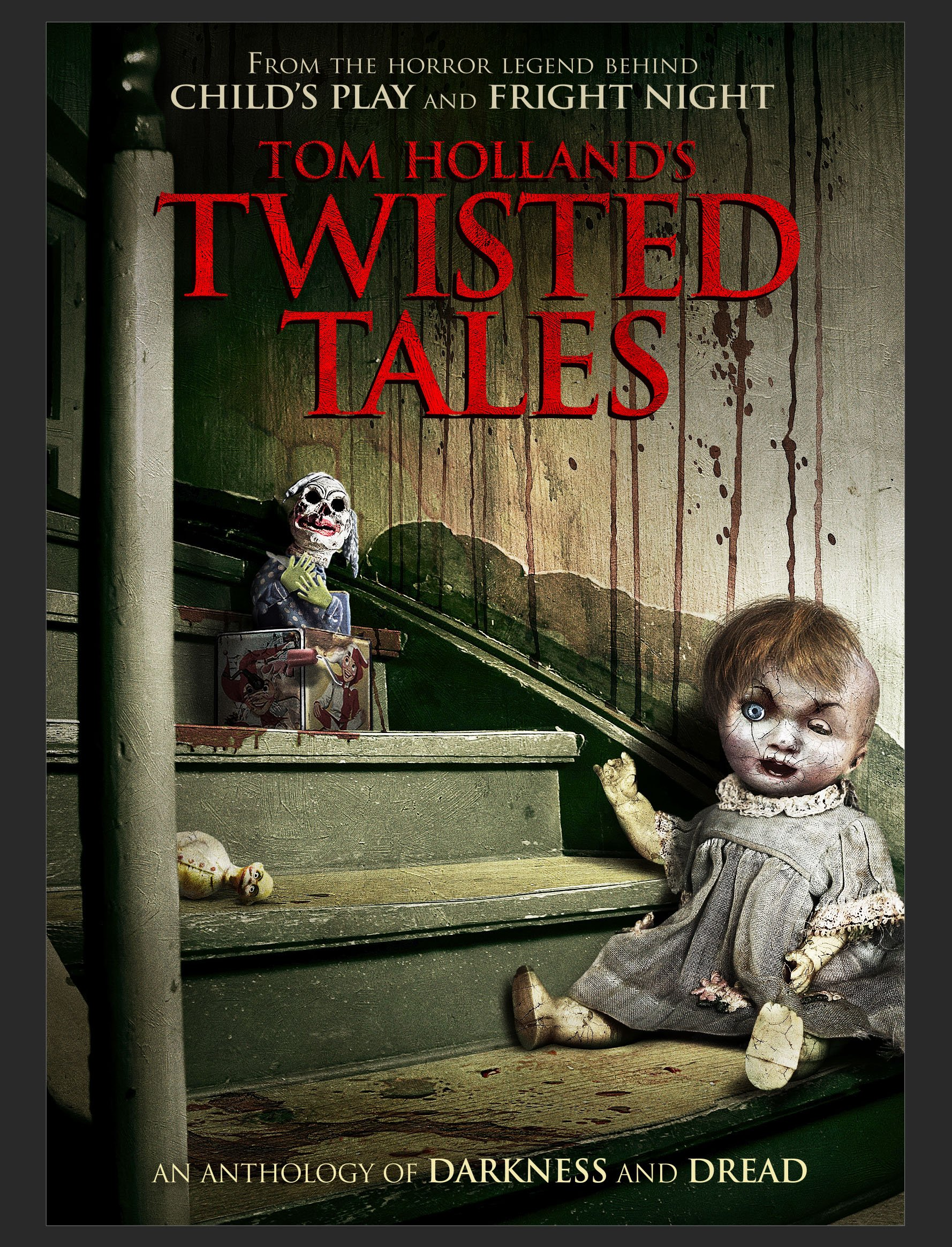 Tom Holland\'s Twisted Tales (DVD)