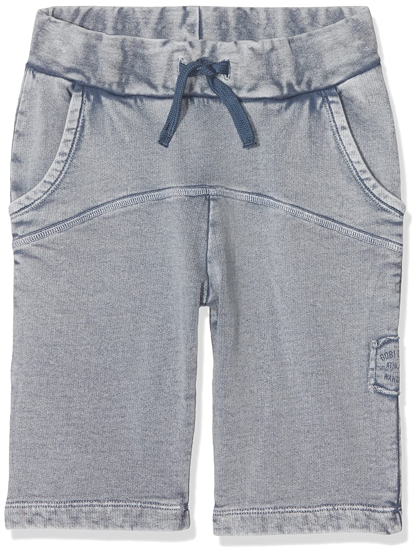 NAME IT Jungen Nkmkarsten Unb Swe Long Shorts Blau (Vintage Indigo) 128 13152451