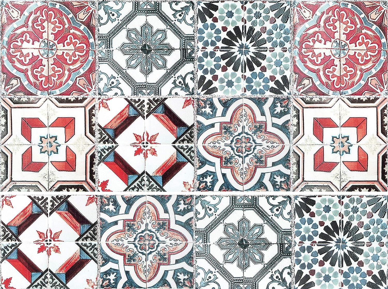 Cuadros Lifestyle Decorativa stickerfl iesen con Motivos y Adornos para Paredes y Azulejos   12Piezas   Mate   15x 15cm