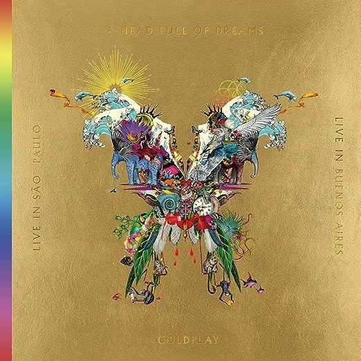 Live In Buenos Aires : Coldplay, Coldplay: Amazon.es: Música