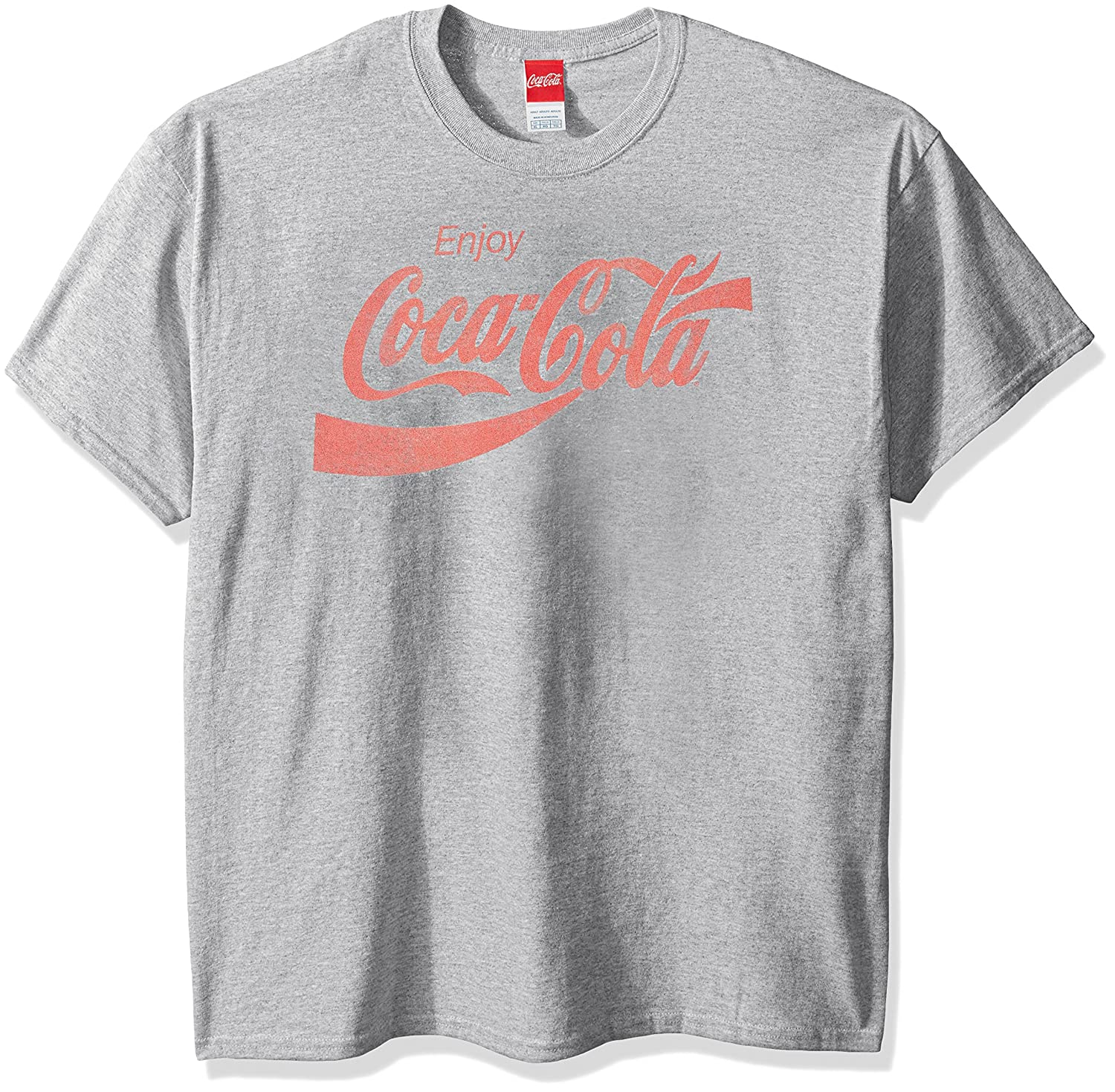 Amazon Coca Cola Mens Eighties Coke Short Sleeve T Shirt Clothing