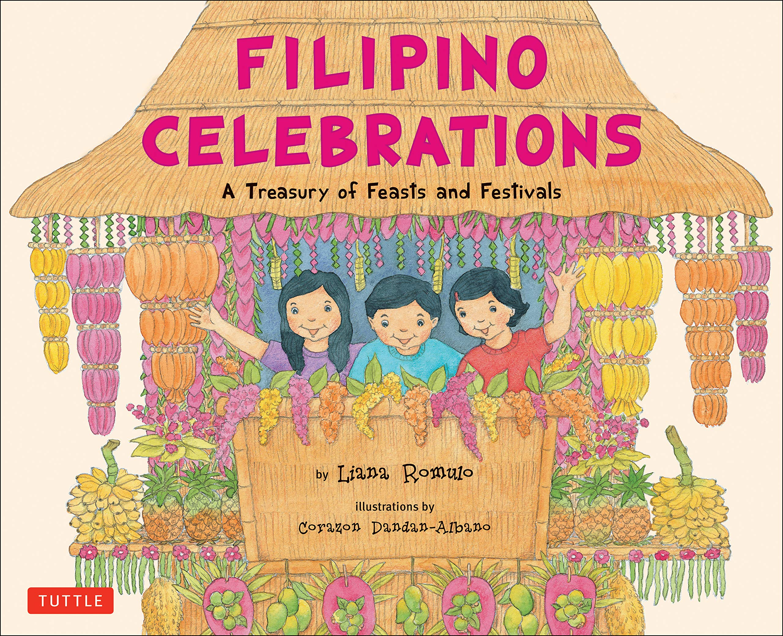 Image result for FILIPINO CELEBRATIONS: A TREASURY OF FEASTS AND FESTIVALS BY LIANA ROMULO