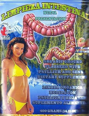 Amazon.com: Limpieza intestinal (1): Health & Personal Care