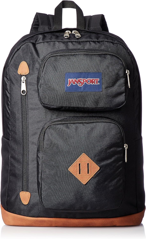 JanSport Austin Laptop Backpack - Black