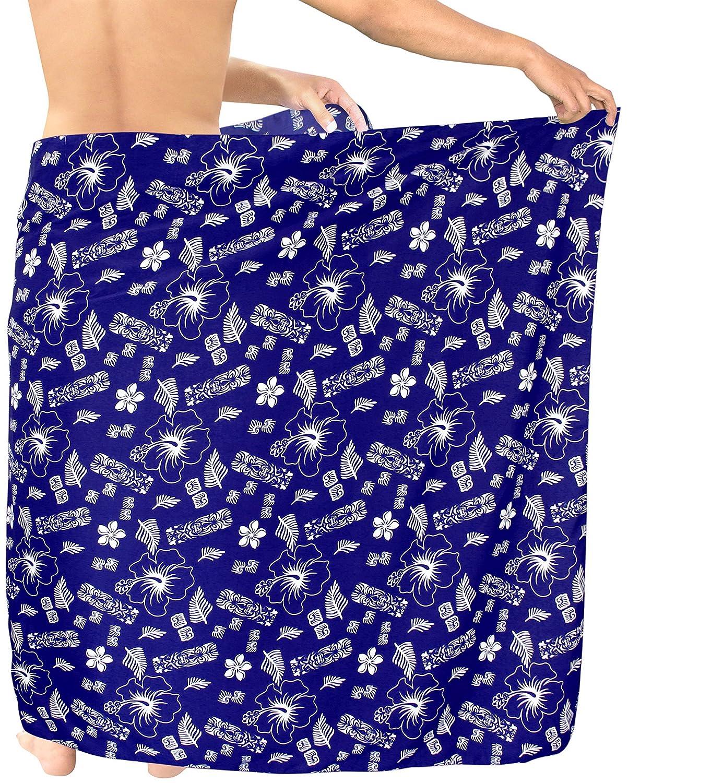 Hombres Sarong Encubrimiento Traje de baño Traje de baño Traje de ...